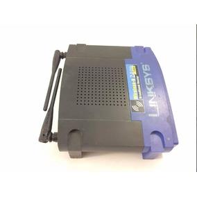 Router Cisco Linksys Wrt54g De 2 Antenas