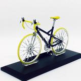 Bicicleta De Colección Escala 1 /10 Welly Porshe Bike R