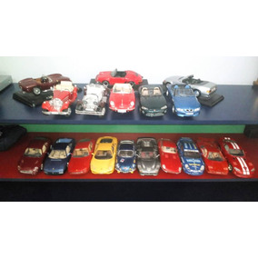 Carros De Colección Burango Y Maisto