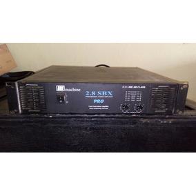 Amplificador De Potencia Machine 2.8