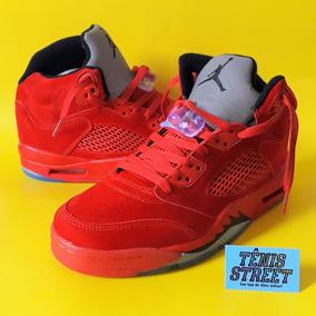 8821ffe3586 Tenis Vans Milton (suede) - Nike para Masculino Vermelho no Mercado ...