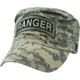 0eed13f17dfde Gorra Plana Del Ejército De Los Ee. Uu. Ranger