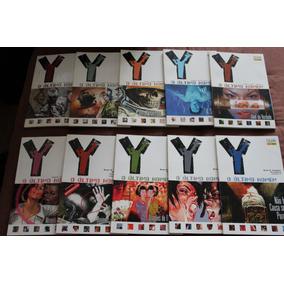 Coleção Completa Y O Último Homem - Panini 1 A 10 - Vertigo