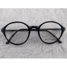 Platini Oculos Preto Chinelos - Óculos De Sol no Mercado Livre Brasil 39c5eba43b