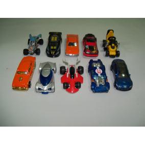 Miniaturas Carrinhos Hotwheels Escala 1/64 10 Modelos Usados