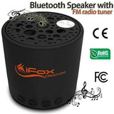 Ifox If010 Altavoz Bluetooth # 1 Mejor Para Ipod, Iphone, Ip