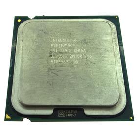 Kit 3 Processador Intel Pentium4 641 3.20ghz 800mhz Lga775