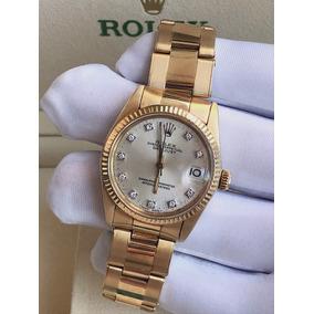 750d3f8e0b5 Relogio Rolexes Original Ouro Puro - Relógio Rolex no Mercado Livre ...