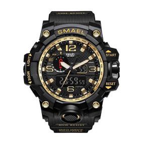 7116b73ee0a Reloj Salco 3 Atm Dorado - Reloj para Hombre en Mercado Libre México