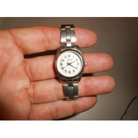 Lindo Relógio Galaxy Elgin Semi Novo Quartz Orig