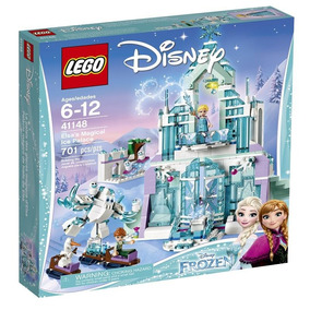 Lego 41148 Palacio Magico De Hielo De Elsa Frozen