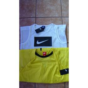 Kit 2 Regatas Nike Femininas Treino Corrida Top Liquidação! 8232ca8930b32