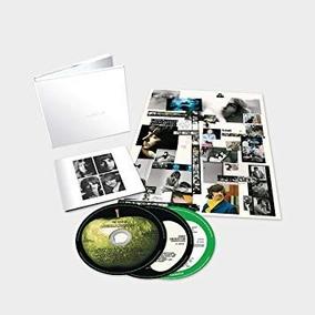The Beatles White Album 50th Anniv 3 Cd Nuevo Importado