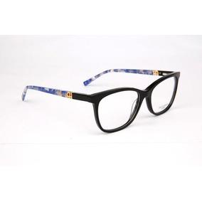 cacf242bbe68f Armacao Oculos Ana Hickmann Azul - Óculos no Mercado Livre Brasil