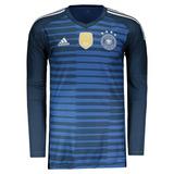 874201a1ab Camisa Adidas Futebol Alemanha Goleiro - Futebol no Mercado Livre Brasil