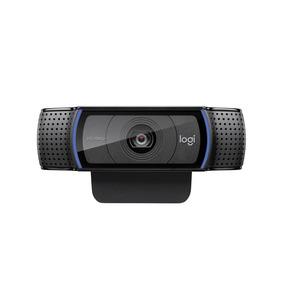 Webcam Logitech C920 Hd Pro Full Hd 1080p - Original + Nota