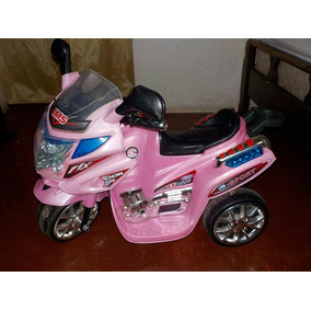 Moto Electrica Para Niña