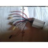 Modulo Controlador P/bicicletas Eletrica 36v Modelo/36v1:1