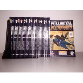 Mangá Fullmetal Alchemist 1 Ao 45 Primeira Edição