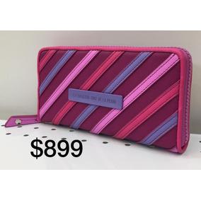 4010076cf2f Ebay Panama Billeteras - Carteras de Mujer Rosa en Mercado Libre México