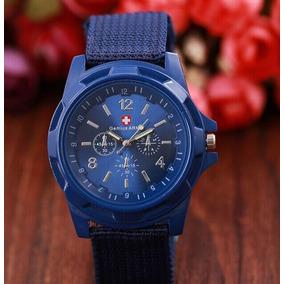 Reloj Tipo Militar Gemius Army