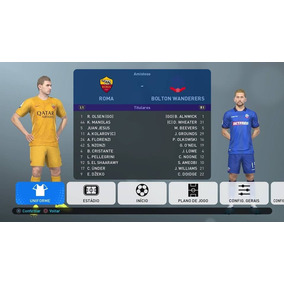 Patch Pes19 Ps4 Option File Oficial