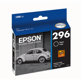 Cartridge 296 Negro Epson
