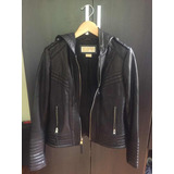 Jacket De Cuero Original - Michael Kors