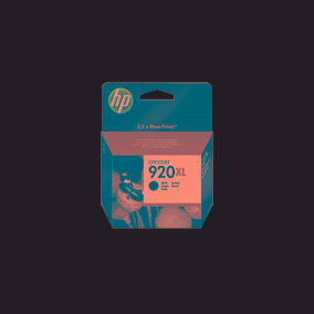 Cartucho Hp 920xl Negro Compatible Con Officejet 6000 6500a