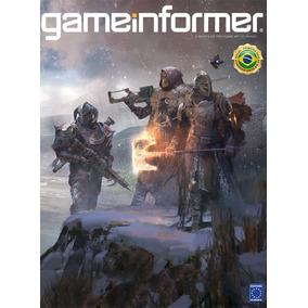 Hq Revista Gameinformer Edição N1 Editora Europa
