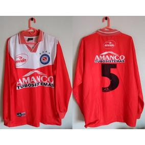 6d4aa2eeceb85 Camisetas de Clubes Nacionales Adultos Argentinos Juniors en Vicente ...