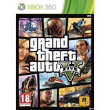 Grand Theft Auto V Gta 5 Para Xbox 360 Nuevo En Game Star