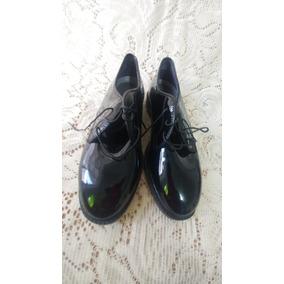 8061a3e912bf9 Americano Zapato De Capps Charol Militar Dama Brilloso 8 fgqZgOawn