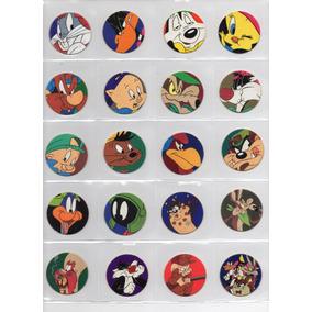 Elma Chips Completa Com 20 Master Tazos Finos Looney Tunes 1