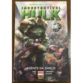 Hq Marvel - Hulk - Agente Da Shield