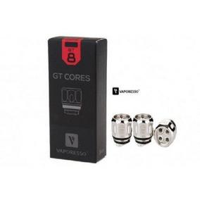 Kit C/3 Bobinas / Coils Gt Cores Gt8 Vaporesso