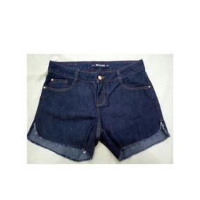 Short Jeans Escuro Original Hering, N 38