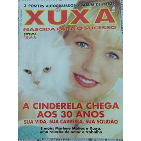Revista Xuxa Fama Especial - Nascida Para O Sucesso - 1993