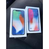 Iphone X De 64 Gigas Novo Lacrado Com Garantia