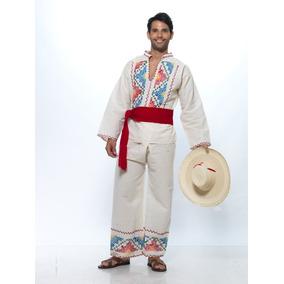 Traje Regional Michoacán Niño (tallas 6 A 12) Con Accesorios
