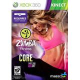 Zumba Kinect Nuevo Sellado Xbox 360