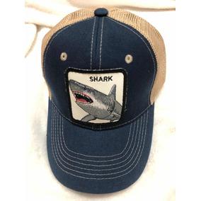 Gorra Tipo Goor De Malla Shark Tiburón 4c924d5fc04