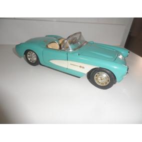 Chevrolet Corvette 1957 Burago 1/18