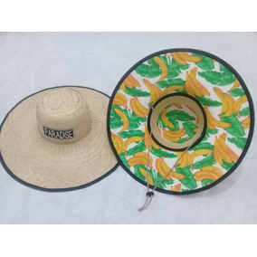 ffc57d3d87e73 Chapéu De Palha Personalizado - Promoção De Natal