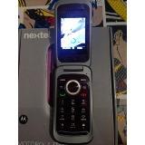 Celular Handy Nextel I786 I786w Nuevo 0km Color Violeta