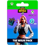Fortnite - El Paquete Salvaje - The Wilde Pack - Xbox One