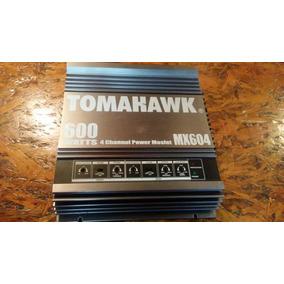 Planta Tomahawk Mx604