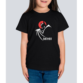 Playera Batman The Animated Series Niña
