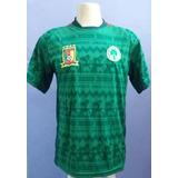 bac45449ea Camisa Da Seleção De Camarões - Futebol no Mercado Livre Brasil
