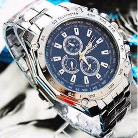 Reloj Quarzo Orlando 405 Acero Inoxidable Varios Colores
